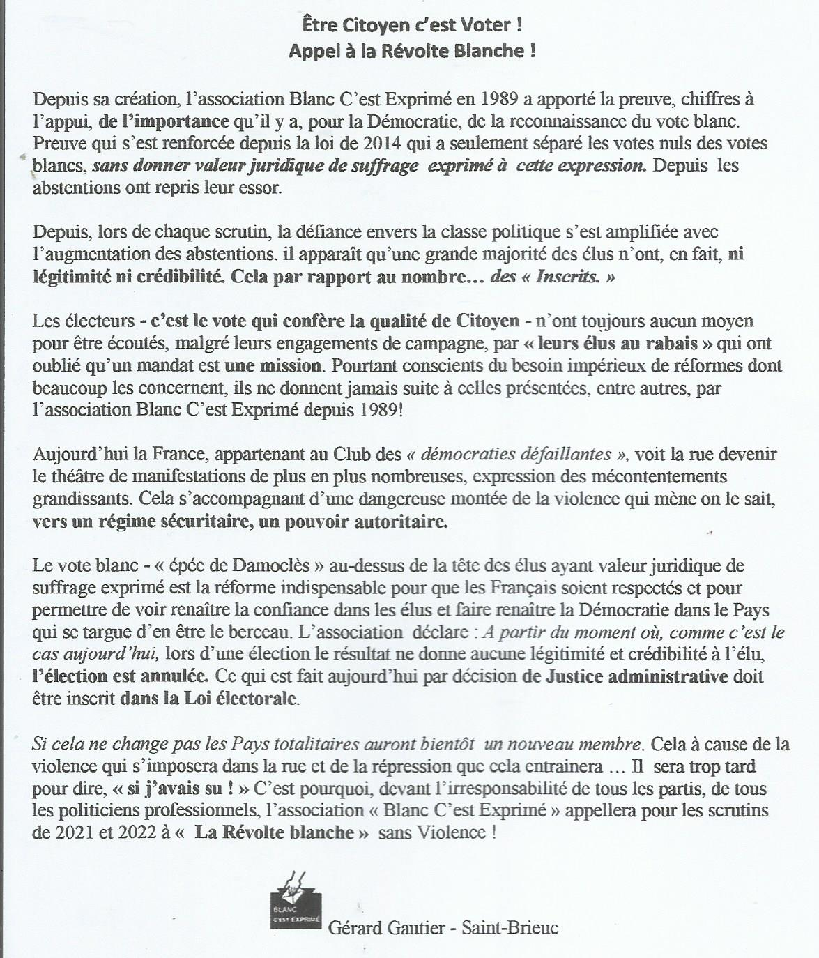 BCE SCRUTINS 2021 PROSPECTUS Verso 3